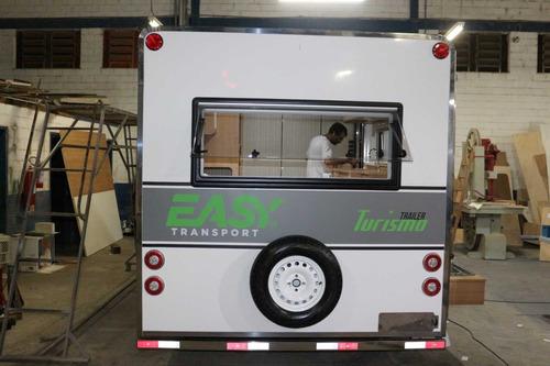trailer easy transport turismo 2018