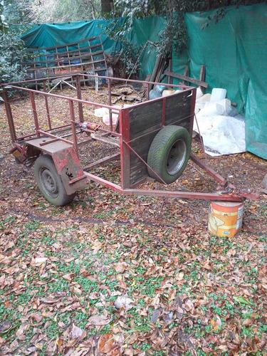 trailer estructura