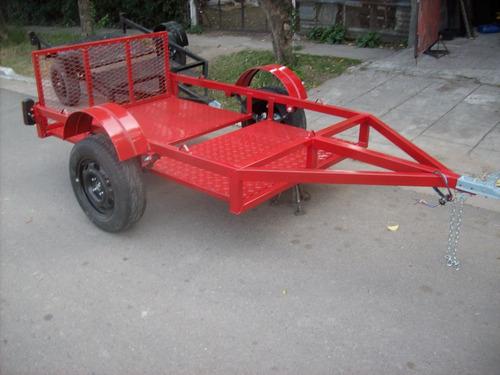 trailer facundo cuatris,motos,etc.todos los modelos consulte