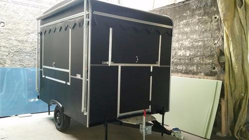 trailer - food truck - 2016