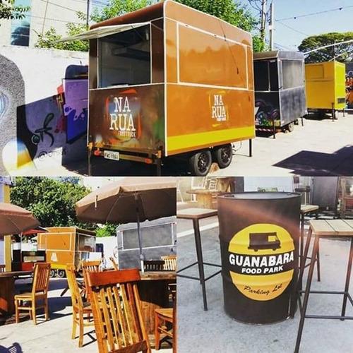 trailer food truck é na camptrailer