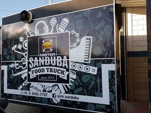 trailer food truck é na camptrailer!!!