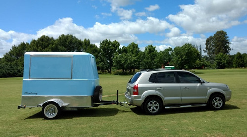 trailer, food truck, mac trail, modelo monterrey 100s.