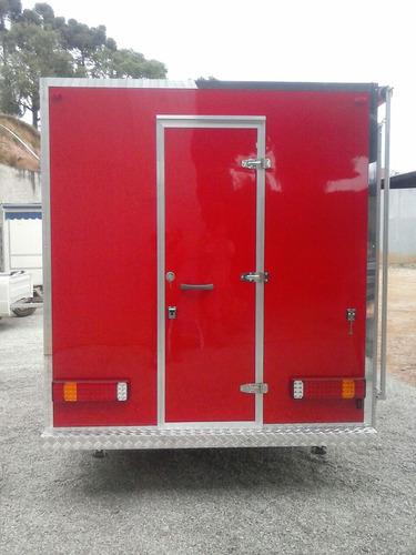 trailer food truck -pronta entrega