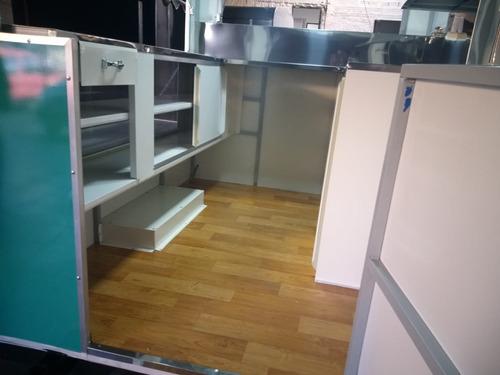 trailer food truck pronta entrega - novo - direto da fábrica