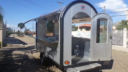 trailer food truck redondo