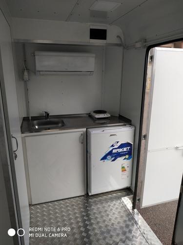 trailer food truck,oficina transporte de vehiculos,motorhome