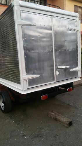 trailer furgon para carga