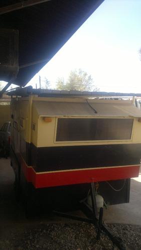trailer furgon ,vendo o permuto