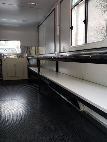 trailer gastronómico 0km nuevo  fabrica food truck