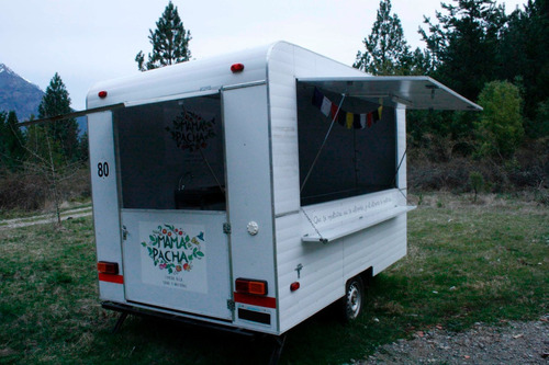 trailer gastronómico