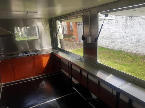 trailer gastronomico de 5mts. somos dako trailers