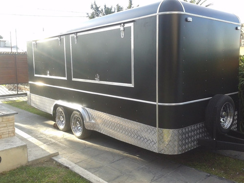 trailer gastronomico food truck