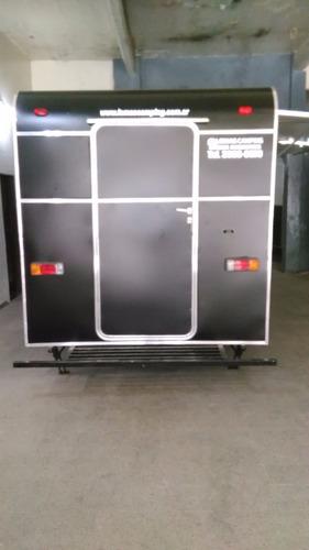 trailer gastronomico food truck modelo 400 ronik