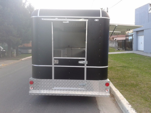 trailer gastronomico food truck trailer parrilla