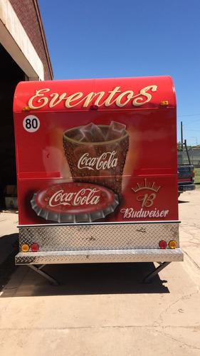 trailer gastronómico, foodtruck,