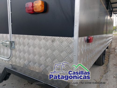 trailer gastronomico foodtruck