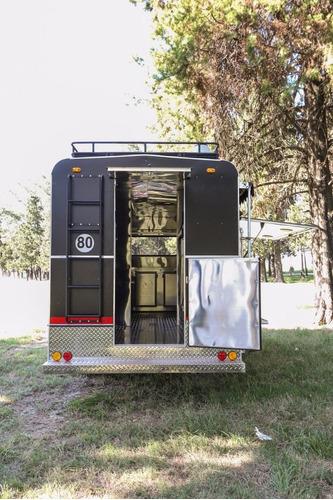 trailer gastronómico g-5000 food truck