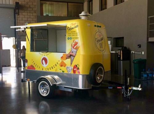 trailer gastronómico mactrail monterrey 100 s full