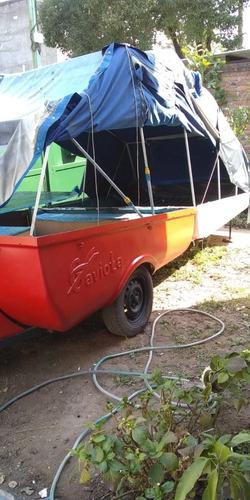 trailer gaviota supercamping