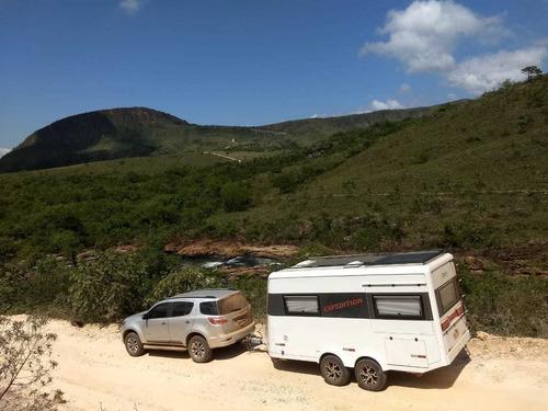 trailer globe expedition robusto luxuoso estável - 2019