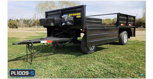 trailer homologado playo carga todo para 4 tn patentable lcm
