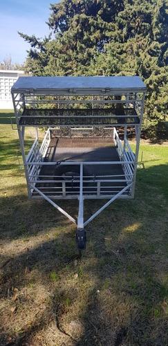 trailer ideal para jardinería