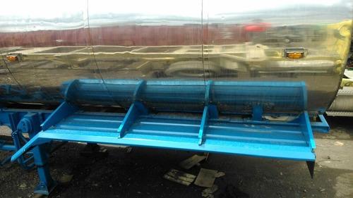 trailer inoxidable tanque
