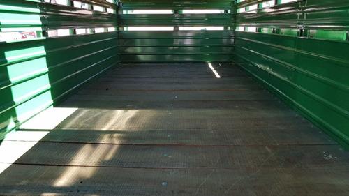 trailer jaula cisne tecnar mod tcjm4500 patentable  p/4 ton