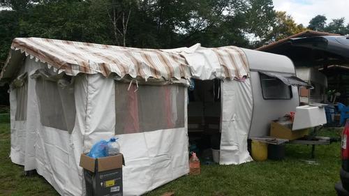 trailer karmann ghia kc450 motorhome docok 99%original