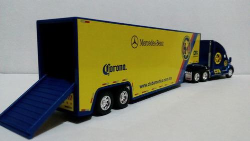 trailer kenworht t700 club america  esc. 1:68