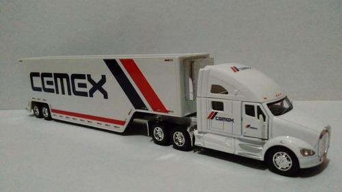 trailer kenworth t700 cemex  esc. 1:68