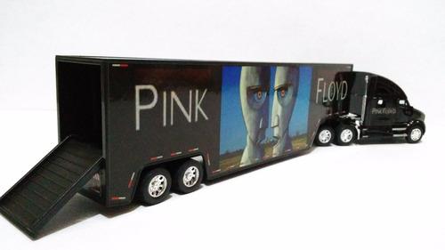 trailer kenworth t700 pink floyd  esc, 1:68