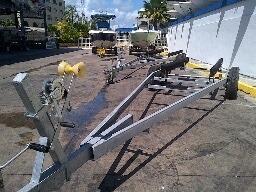 trailer lancha fabricación repuestos reparación