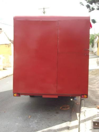 trailer lanche direto da fabrica