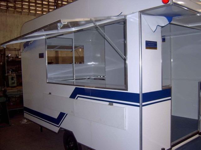 trailer lanchonete