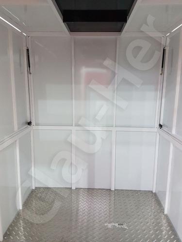 trailer lanchonete fixo / quiosque / container