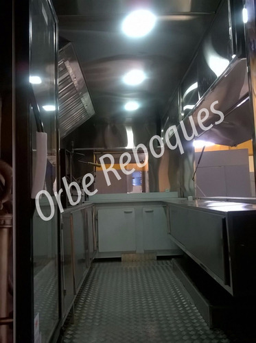 trailer lanchonete food truck