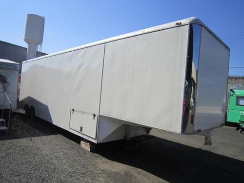 trailer loja 2010 carreta promocional motorhome