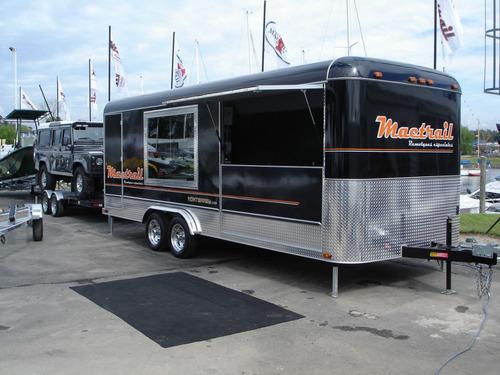 trailer mactrail 210 homologado c/ lcm patentable