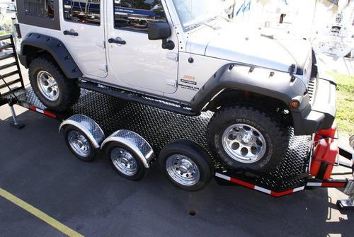 trailer mactrail categoría o2 para autos