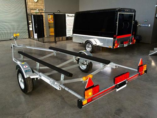 trailer mactrail lancha 17 pies madera con lcm