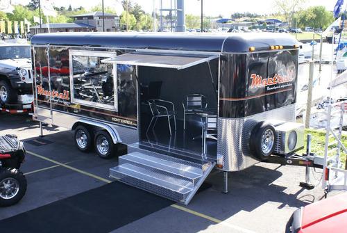 trailer mactrail monterrey air multipropósito!