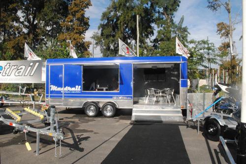 trailer mactrail monterrey air patentado de fábrica! legal!