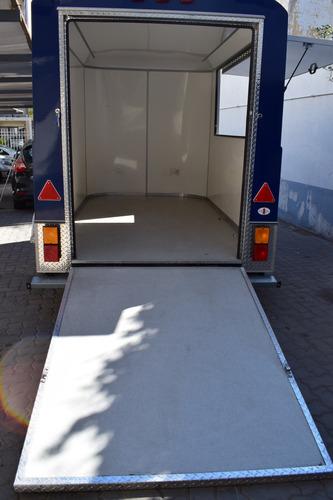 trailer mactrail monterrey línea 100