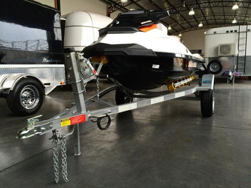 trailer mactrail moto de agua circule legalmente ley 24.449