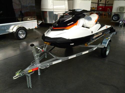 trailer mactrail moto de agua homologado con lcm