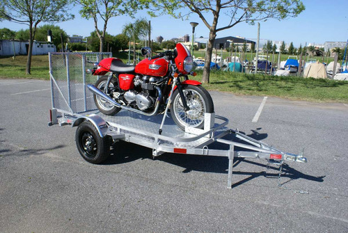 trailer mactrail para utv con freno patentable!