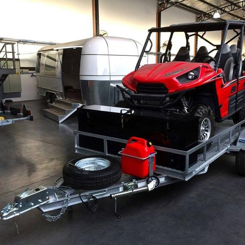 trailer mactrail para utv patentable