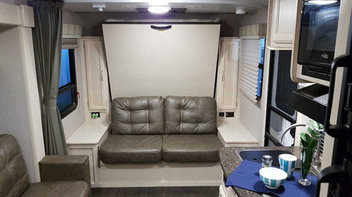 trailer  micro minnie 2106ds - ano 2018 - motor home - y@w2